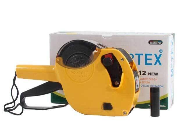 PREZZATRICE MOTEX 2612 7 BANDE  3102612
