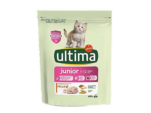 ULTIMA CAT JUNIOR 400gr 26928