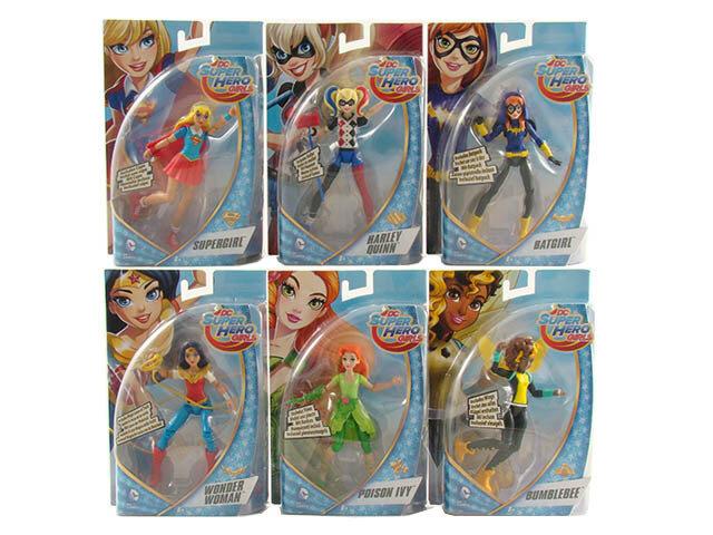 SUPER HERO BAMBOLA DMM32 $