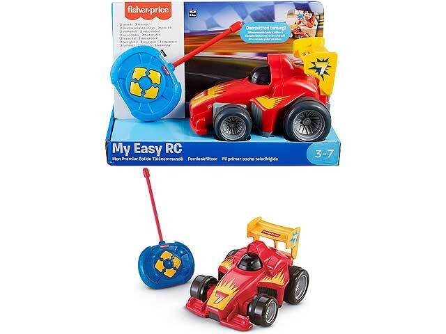 FISHER PRICE MY EASY RC  GVY94-0