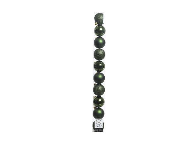 SFERA 6cm 10pz VERDE 020215
