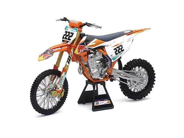 MOTO 1:6 RED BULL KTM FACTORY RACING TEAM 49673