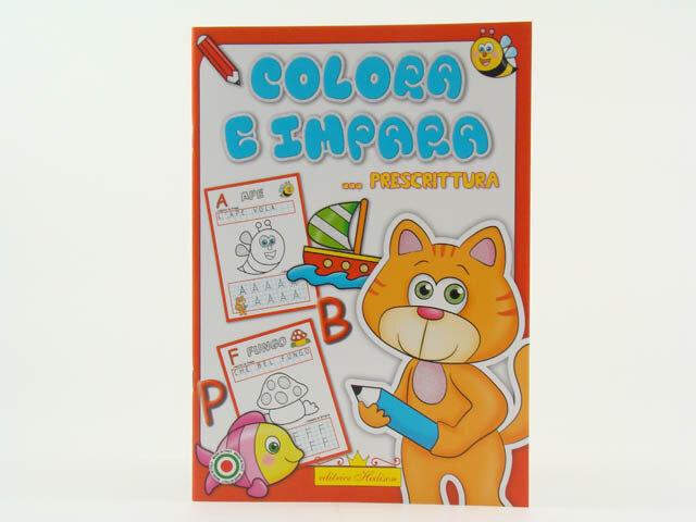 LIBRO DIDATTICO PRESCRITTURA 0761