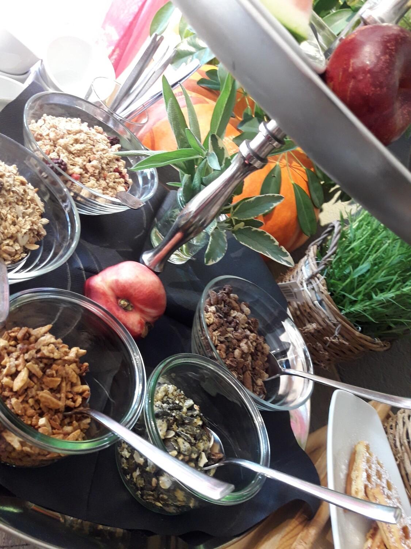 Veganes Frühstück / Vegan breakfast