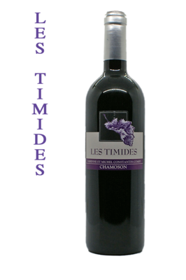 LES TIMIDES, CHF 18.00