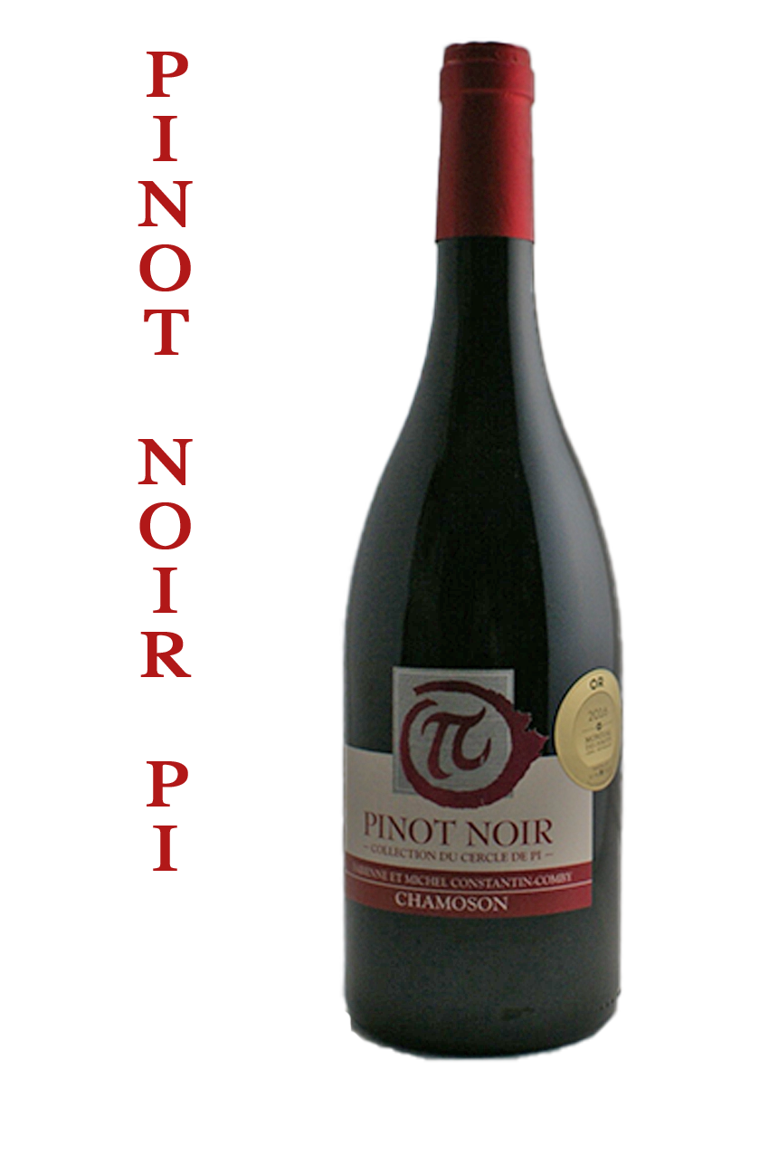 PINOT NOIR, COLLECTION CERCLE DE PI 2016, CHF 28.00