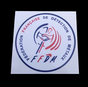 Autocollant FFDM