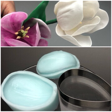 Tulip Petal VEINER & Cutter Set