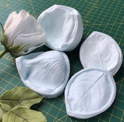 Rose Petal & Leaf VEINER BUNDLE
