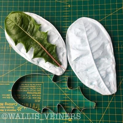 Dandelion Leaf Veiner + Cutter ( Optional )