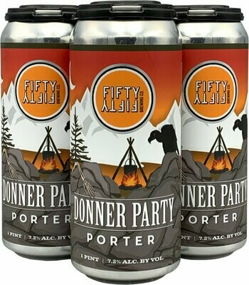 Fifty Fifty Donner Party