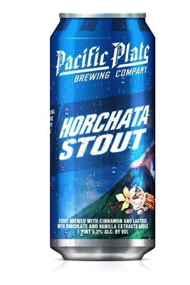 Pacific Plate Horchata Stout