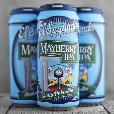 El Segundo Mayberry IPA