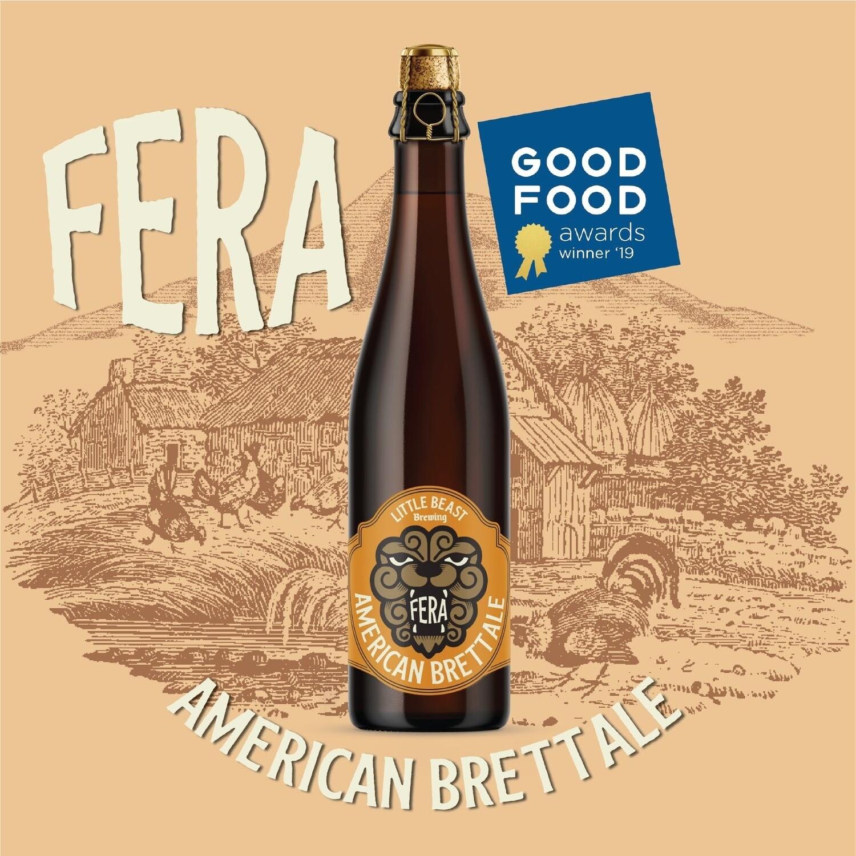 Little Beast Brewing Fera