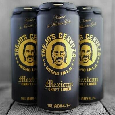 Lincoln Brewing Trejos Cerveza
