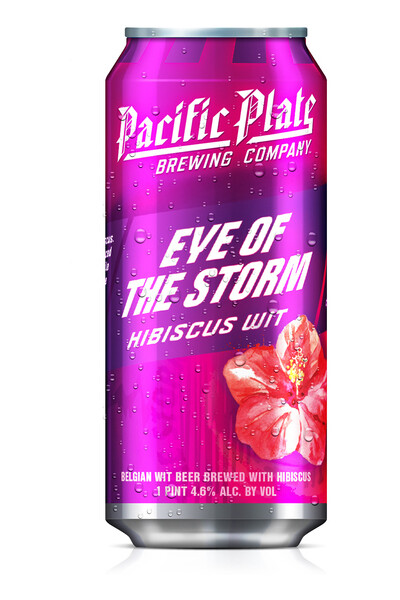 Pacific Plate Eye Of The Storm