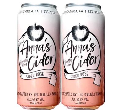 Anna's Cider Rose