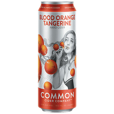 Common Cider Blood Orange Tangerine
