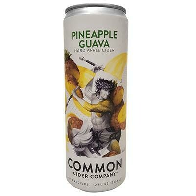 Common Cider Pineapple Guava