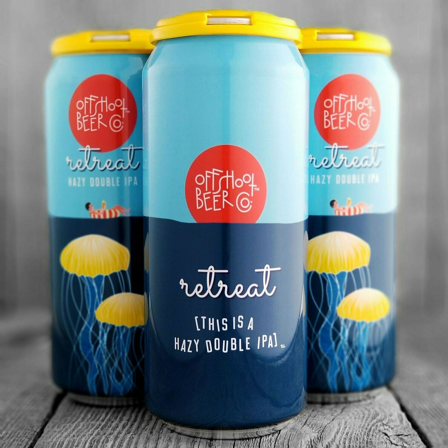 Offshoot Retreat Hazy DIPA