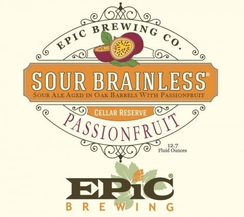 Epic Sour Brainless Passionfruit