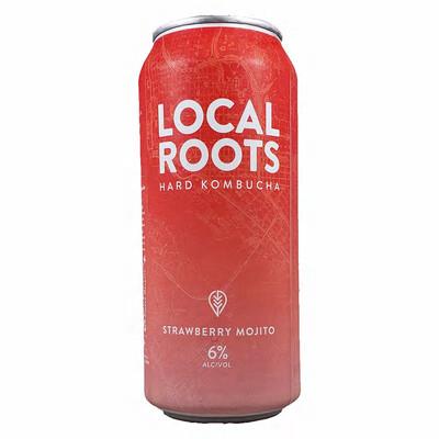 Local Roots Strawberry Mojito