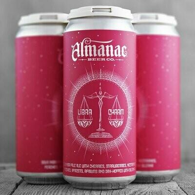 Almanac Libra Charm