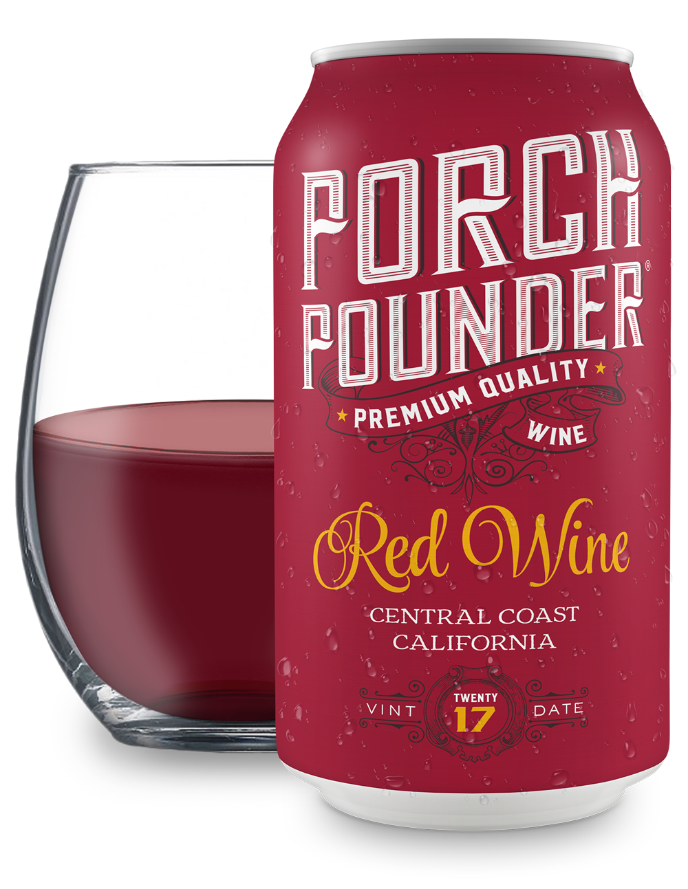 Porch Pounder Red Wine