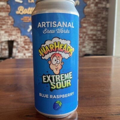 Artisanal Brew Works Warheads (Blue Raspberry)