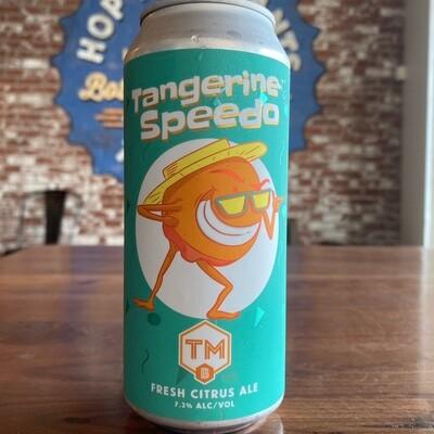 Trademark Tangerine Speedo
