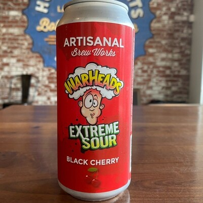 Artisanal Brew Works Warheads (Black Cherry)