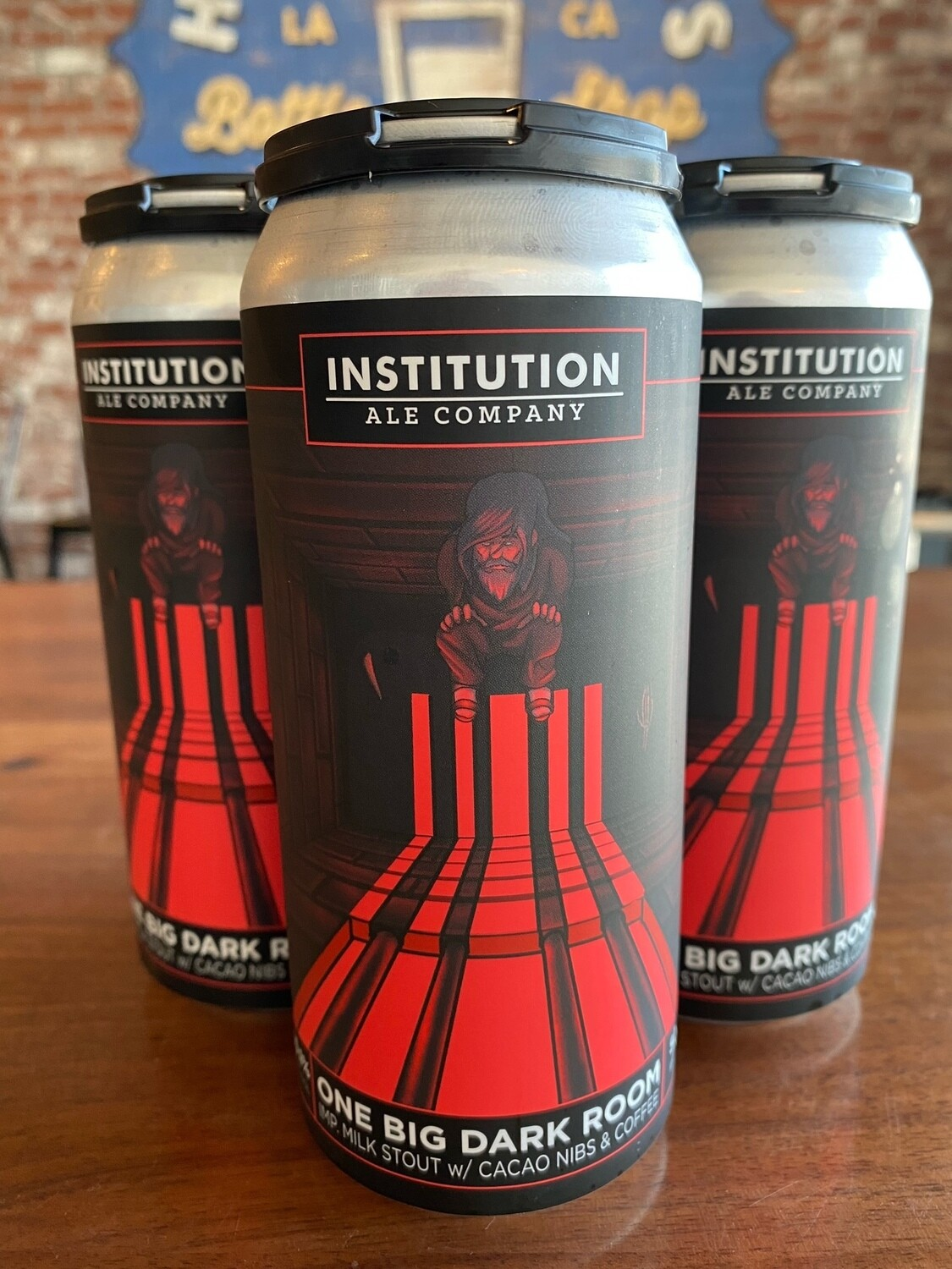Institution Ales One Big Dark Room