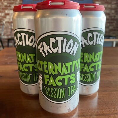 Faction Alternative Facts