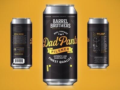 Barrel Brothers Dad Pants