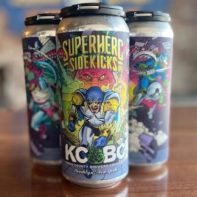 KCBC Superhero Sidekicks