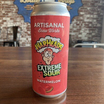Artisanal Brew Works Warheads (Watermelon)