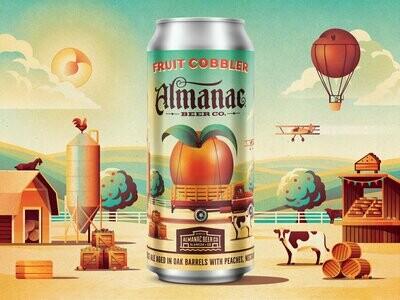 Almanac Fruit Cobbler