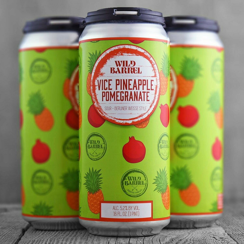 Wild Barrel Vice Pineapple Pom