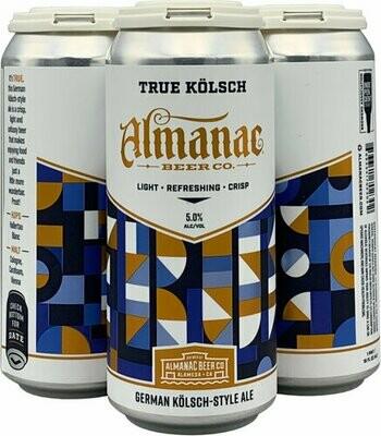 Almanac True Kolsch