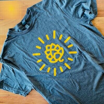 T-shirt- HOP CONE MEN (Large)