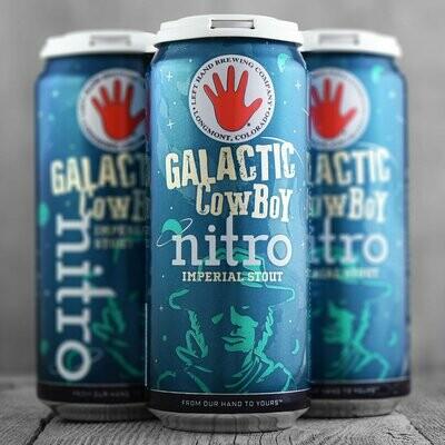 Left Hand Galactic Cowboy