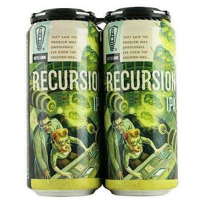 Bottle Logic Recursion