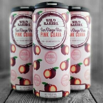 Wild Barrel Vice Pink Guava