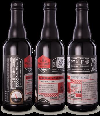 Bottle Logic Darkstar November