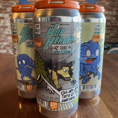 New World Ales Hop Heroes Vol. 4