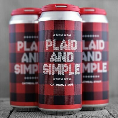 Chapman Plaid And Simple