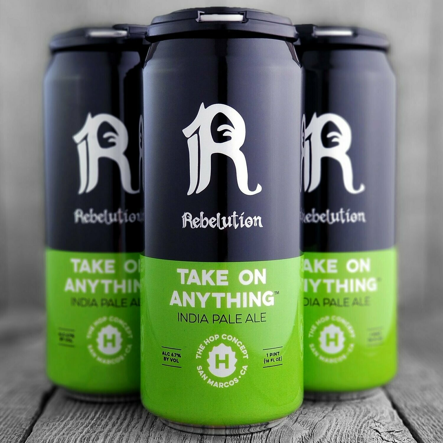 Rebelution/Hop Concept Take On Anything