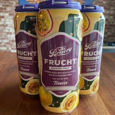 Bruery Frucht Passion Fruit