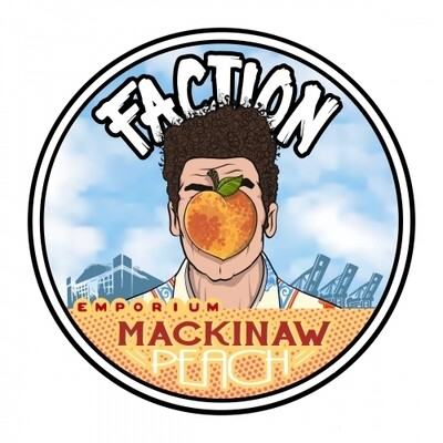 Faction Mackinaw Peach
