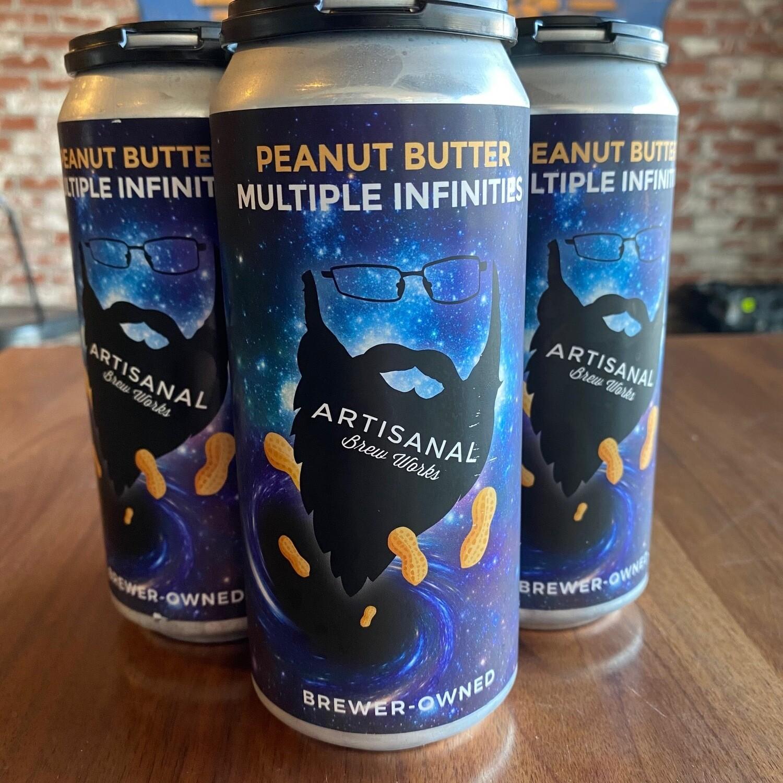 Artisanal Multiple Infinities (Peanut Butter)